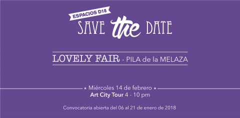 Lovely Fair - Convocatoria